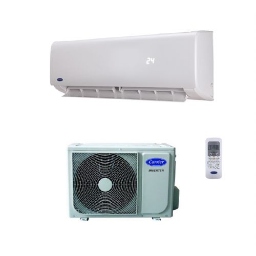 Carrier Air Conditioning Wall Mounted 42QHC009DS (2.5Kw / 9000btu) Heating and Cooling With Remote Control 240V~50Hz/60Hz